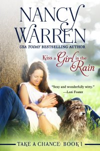 kiss a girl in the rain ecover