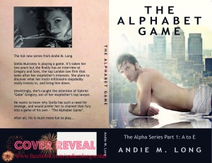 Cover reveal The Alphabet Game