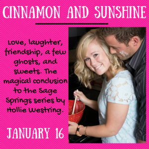 cinnamon and sunshine release teaser