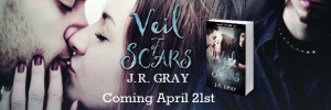 veil of scars jr gray